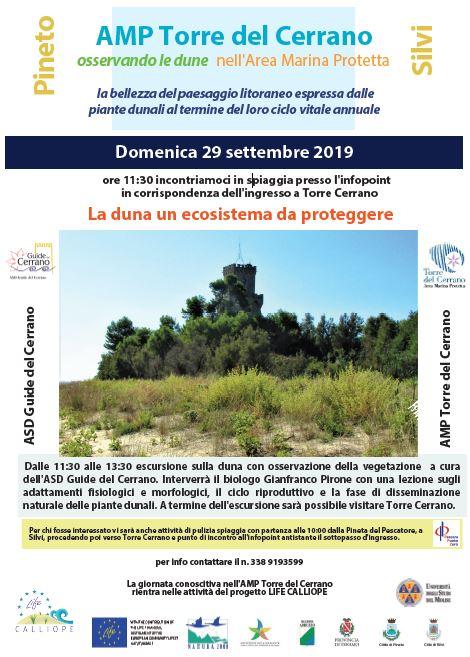 2019 – Escursione A.M.P. Torre del Cerrano